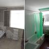 Reofrmar uan cocina y cuarto de baño enteros + pintar y varios