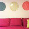 Decoración apartamento sencilla y divertida