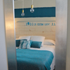 Decoración de dormitorio