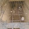 Demolición de tramos de escalera a sótanos