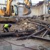 Demolición existente