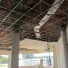Demolición falso techo antiguo