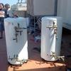 depòsitos montados con las válvulas