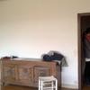 Derribar paredes tapial de tierra y frente vallado con ladrillo y bloques
