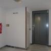 Desembarco del ascensor en planta baja