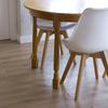 detalle comedor - suelo - carpintería