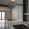 Detalle de cocina y salón