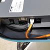 detalle del conexionado de control y mando vía UTP cat6