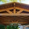 Reparar vigas madera del techo