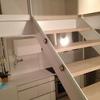 Detalle escalera acceso a Pl. Altillo