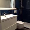 Detalle mueble baño IKEA