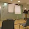 Detalle sala multifunción