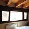 Detalle ventana dormitorio