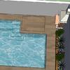 diseño 3D del jardin