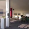 Diseño para estudio 2ª planta