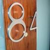 Diseño pomos puerta principal