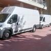 Mandar entre diez y veinte cajas de varios tamaños a Madrid