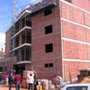 Doce viviendas colectivas y garajes en Olvega