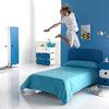 dormitorio infantil azul