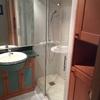 Armario columna baño