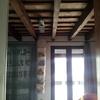 Ejemplo de techo de una parte de la vivienda