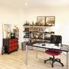 El despacho de Irene y Fortu