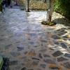 Cambiar sumidero de terraza y renovar juntas de la misma