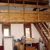 Casa prefabricada con garage
