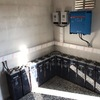 Equipo fotovoltaico terminado