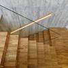 Escalera peladaños de madera