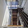 Pintar escalera interior vivienda unifamiliar