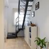 Escalera acceso terraza