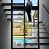 Escalera - Casa A | 08023 Arquitectos - Barcelona
