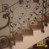 Escalera casa particular