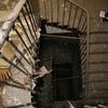 Escalera catalogada antes de la intervención