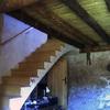 Escalera construida con el sistema de bóveda tabicada sin cimbra