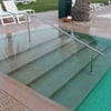 Escalera de Obra Lateral Piscina