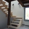 Escalera de subida al bajo-cubierta