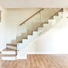 Barandilla para la escalera de un duplex