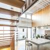 casa con mucha presencia de madera