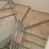 Escalera planta sótano 1