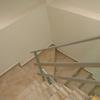 Escalera planta sótano 2