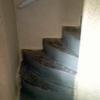Escaleras antes