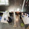 Espacios de trabajo individual o grupos reducidos
