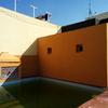 estado antiguo de laterales de piscina