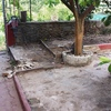 Estado de la obra antes de la demolición