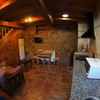 Estado reformado interior salón-cocina