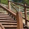 Estructuras de madera en urbanizaciones