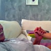 Estuco a la cal Spatula Stuki sala de estar