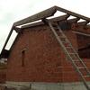 Estuctura tejado madera